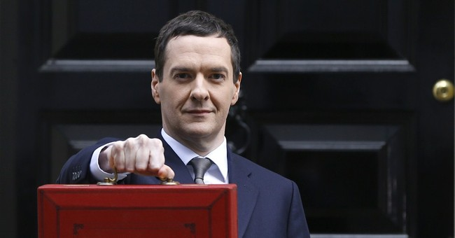UK government offers giveaways in budget ahead of election