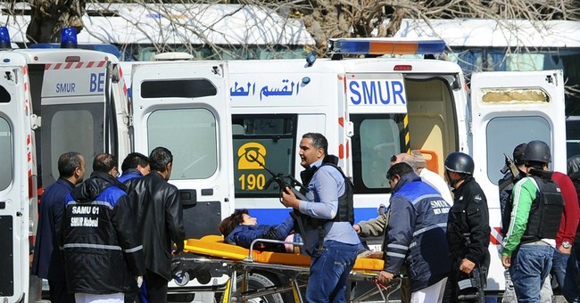 Museum attack in Tunisian capital kills 19; 2 gunmen slain