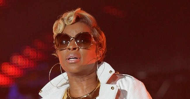 Mary J. Blige shines at unofficial SXSW show