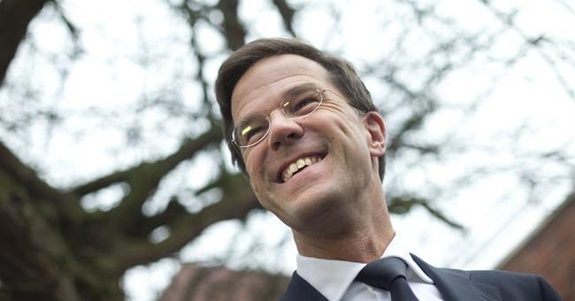 Dutch leader seeks new Senate support after election losses