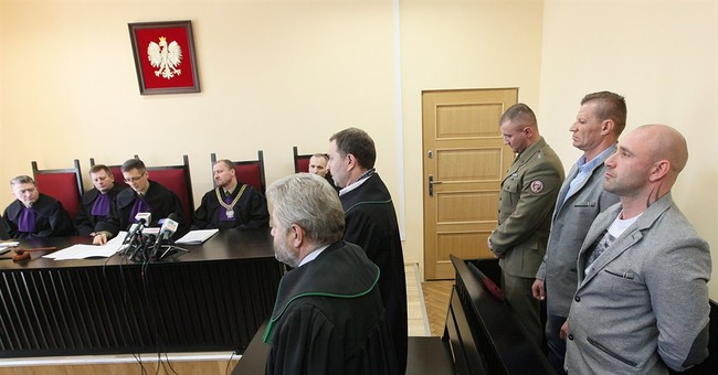 Polish military court convicts 4 over Afghan deaths