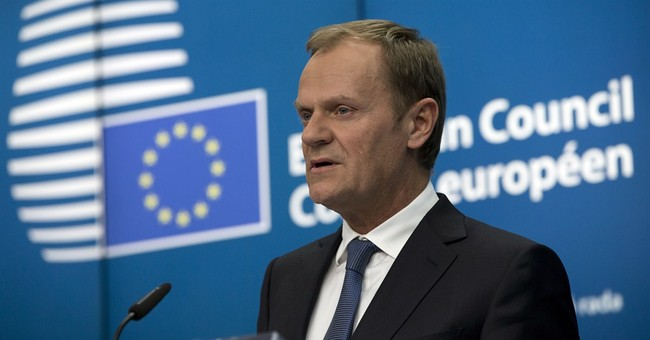 EU links lifting Russia sanctions to peace in Ukraine