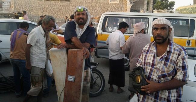 AP reporter in Yemen: Flight cancelled for warfare