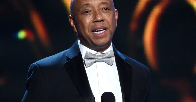 Russell Simmons plans for a hip-hop musical 'The Scenario'