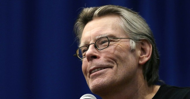 Stephen King: Maine governor should 'man up and apologize'