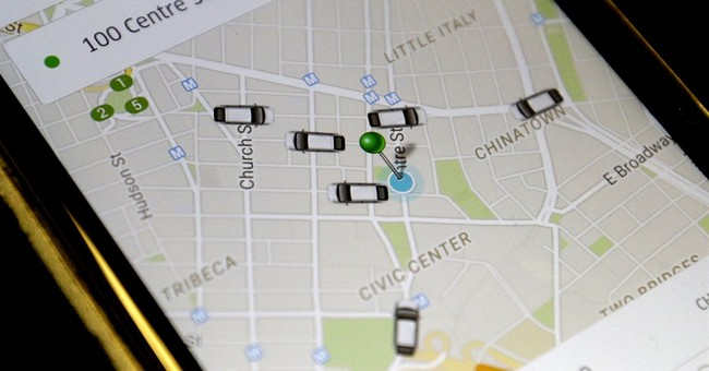 Yellow cabs now outnumbered by Uber cars on NYC streets