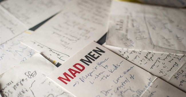 A 'Mad Men' exhibit welcomes visitors to Don Draper's world