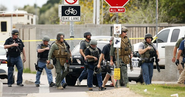 Records show troubled past for suspect in Arizona shootings