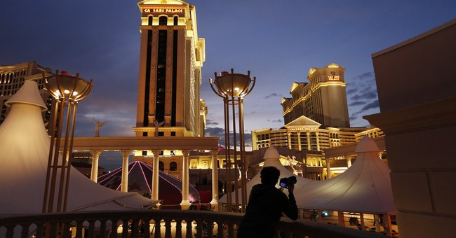 Bankruptcy of debt-heavy Caesars division complex, lengthy