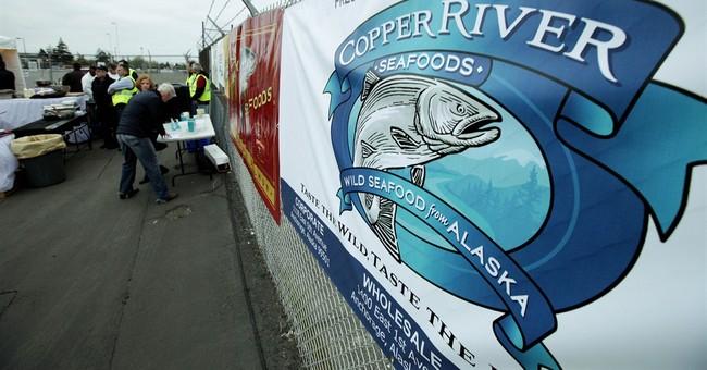 Alaska fishermen's vote highlights rift in marketing group