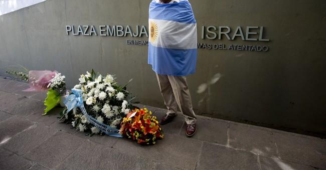 Israeli minister accuses Iran of Argentina terror attacks