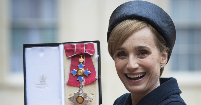 Queen to Kristin Scott Thomas: Playing me quite a challenge