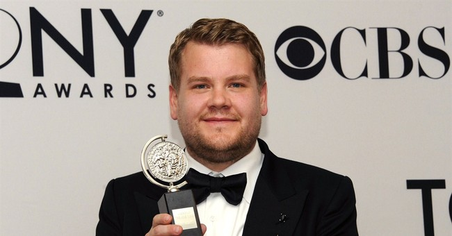 The British are coming to late-night: Corden ready to chat