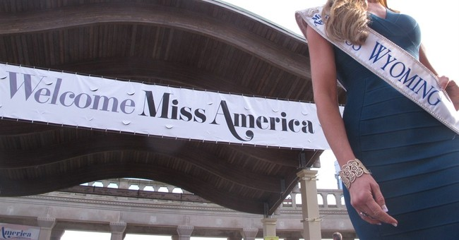 Miss America contestants in nationwide day of service
