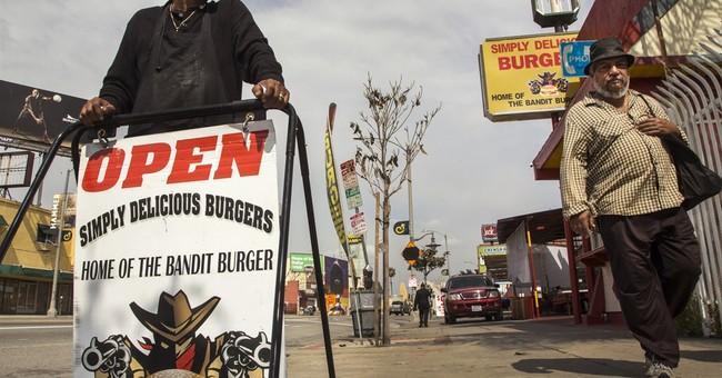 Study: Fast-food limits didn't cut obesity rate in South LA