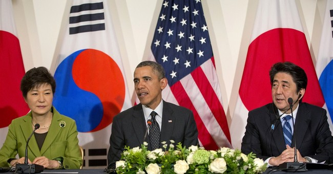 Japan-South Korea rift weighs on US push in Asia