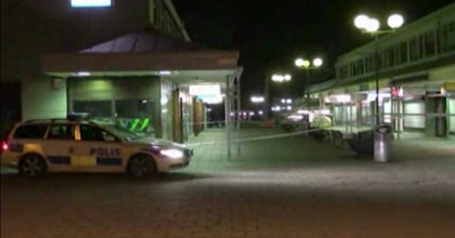 Swedish police: Several people shot, 2 dead, in Goteborg