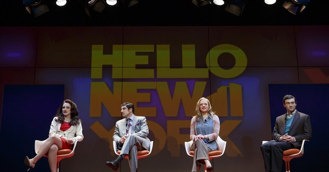Review: Liberation not so easy in stylish 'Heidi Chronicles'