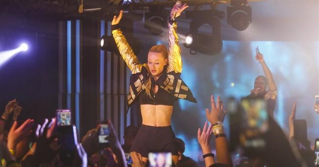 Iggy Azalea on social media, tour, new album, Britney Spears