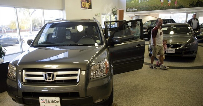 Honda adds 105,000 vehicles to driver's air bag recall