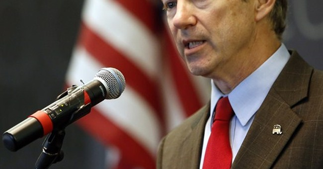 Rand Paul urges Clinton to return foreign government money