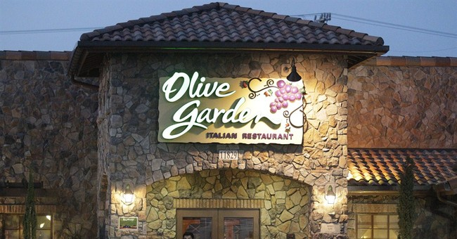 Olive Garden gets boost from diners splurging on extras