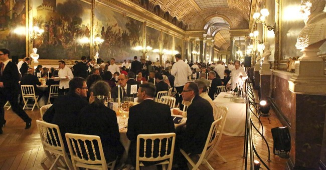 Gastronomic diplomacy: 5 continents, 1,300 chefs cook French