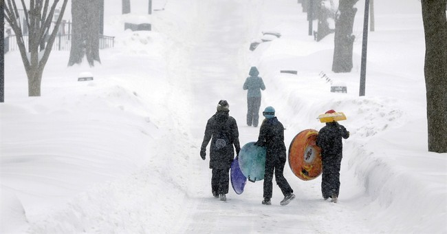 As spring dawns, New Englanders recount snow's lessons
