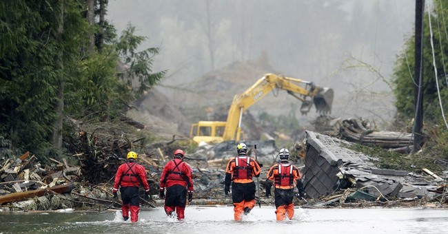 A year later, scars of deadliest US landslide remain fresh