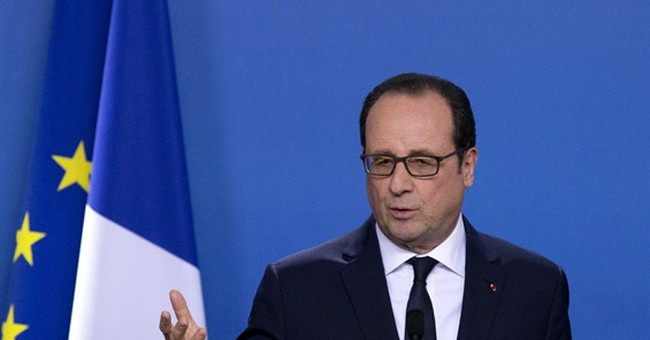 EU vows to support Libya but rules out sending troops