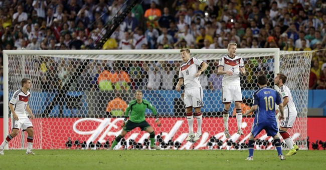 FIFA banks $2B in 2014; World Cup turns $337M total profit