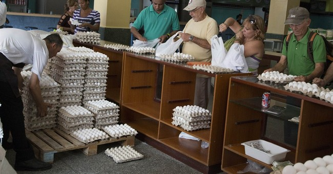 Prison sentences for egg theft scheme in Cuba