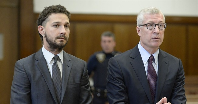 Shia LaBeouf's case to be dismissed if he avoids arrest