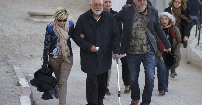 Plans for leisurely visit in Tunisia turn to horror