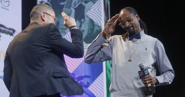Snoop Dogg says he's developing HBO series