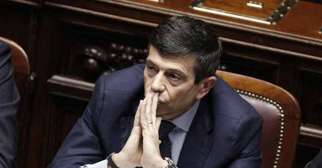 Italian minister resigns after construction work probe