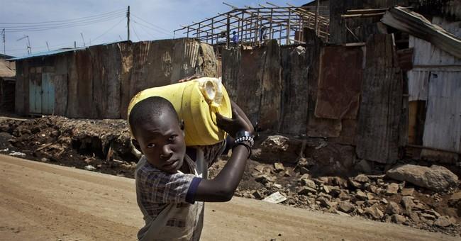 AP PHOTOS: Fresh water _ the world's most precious resource