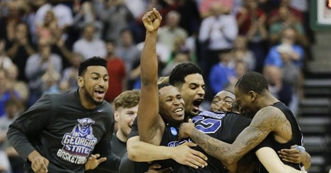 This March, 14 is the new 12 in the NCAA Tournament