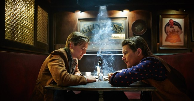 Review: Time is bent _ and gender, too _ in 'Predestination'