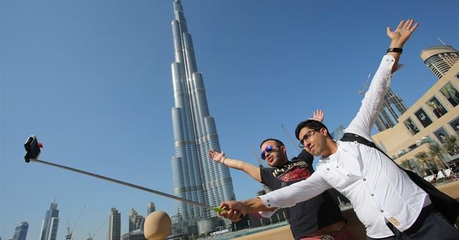 Selfie sticks: Tourist convenience or purely narcissi-stick?