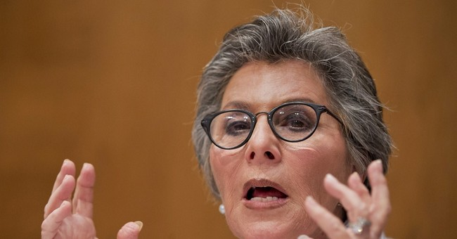 Things to know from the career of Sen. Barbara Boxer