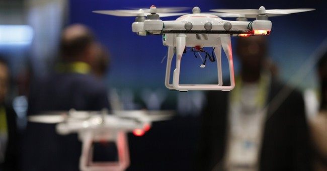 Drones at CES: Sky's the Limit