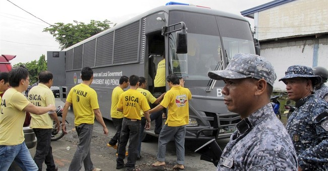 At least 25 wrong arrests mar Philippines anti-terror work