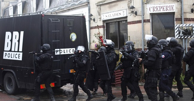 French security forces kill gunmen, end terror rampage