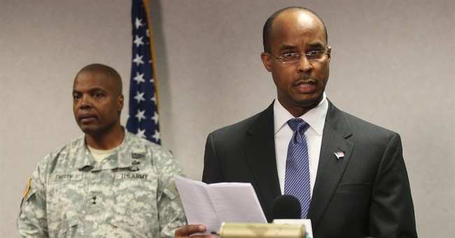 Army post reviews security after veterans' clinic shootings