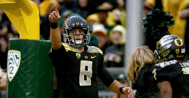 Oregon capitalizes on championship run with brand campaign