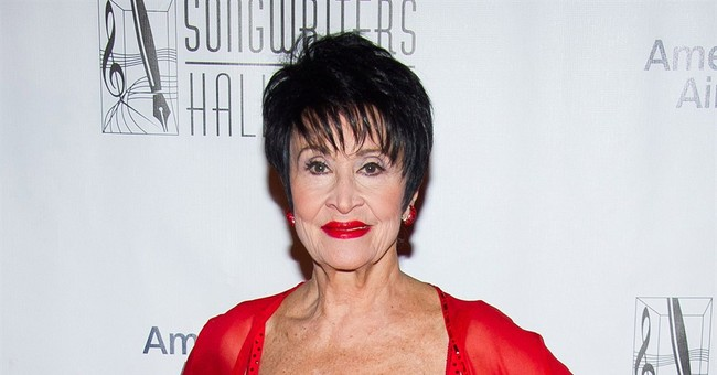 Chita Rivera 'excited' for Broadway return in 'The Visit'