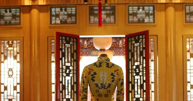 The Met's Costume Institute celebrates China in spring show