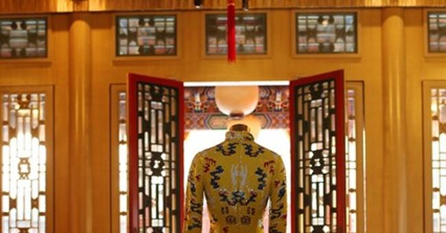 The Met's Costume Institute celebrates China in spring show