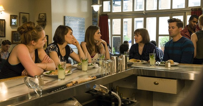 4 'Girls' stars with 411 on this HBO comedy's fourth season